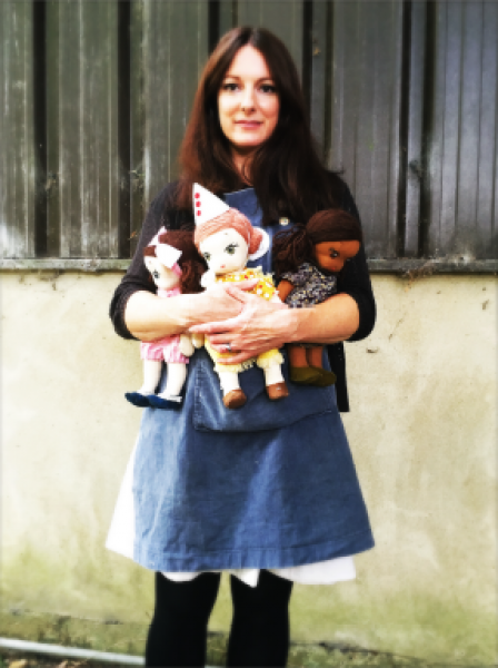 Create your own felted creatures with Rachel Murrell